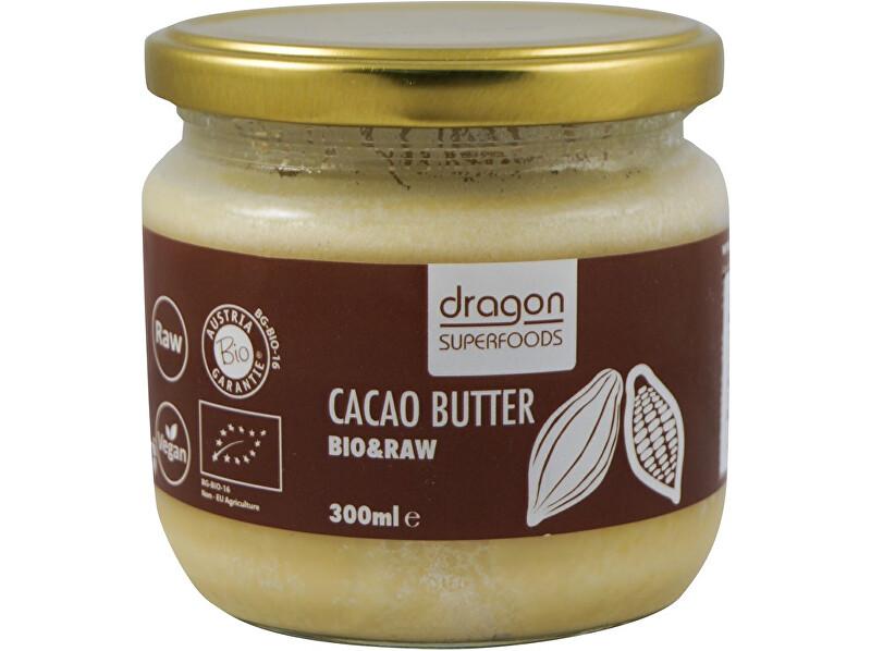 Zobrazit detail výrobku Dragon superfoods Bio Kakaové máslo 300ml RAW