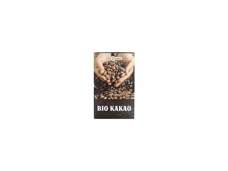 Bio nebio s. r. o. Bio kakaový prášek se sníženým obsahem tuku 150g
