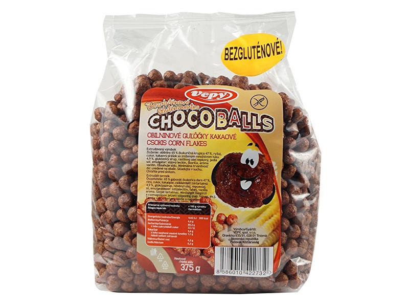 Zobrazit detail výrobku Vepy Kuličky obil. kakaové bezlepkové 375g