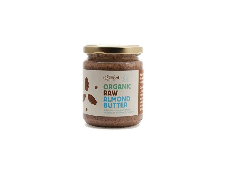 Sun and Seed Mandlová pasta - Bio, Raw 250 g