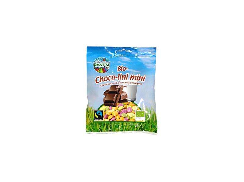 Ekovital Bio Choco-lini mini 100g