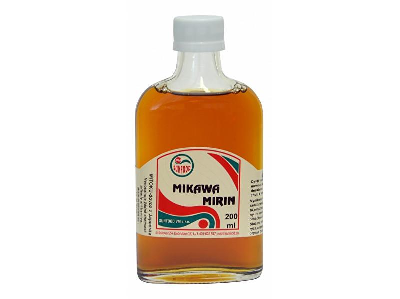 Zobrazit detail výrobku Sunfood Mirin Mikawa 200 ml