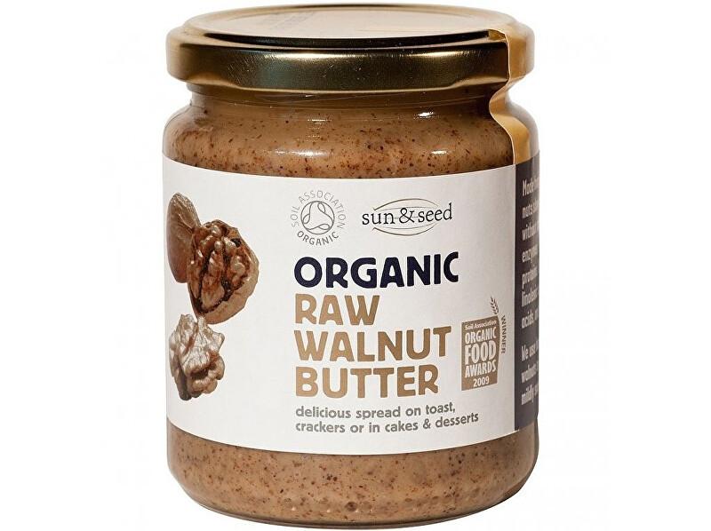 Zobrazit detail výrobku Sun and Seed Bio Pasta z vlašských ořechů raw 250g