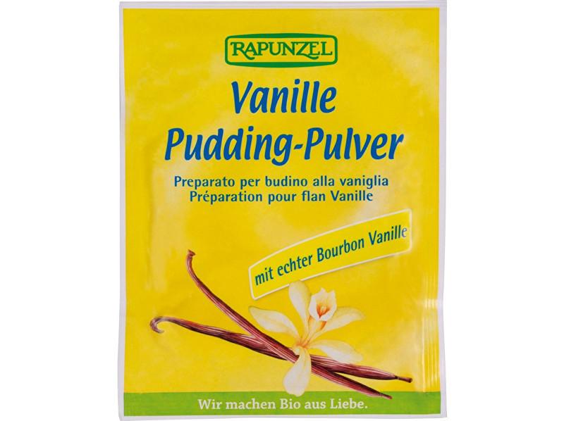 Rapunzel Bio Pudinkový prášek vanilkový 40g