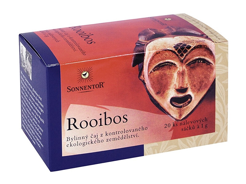 Sonnentor Bio Rooibos porc. darčekový 20g