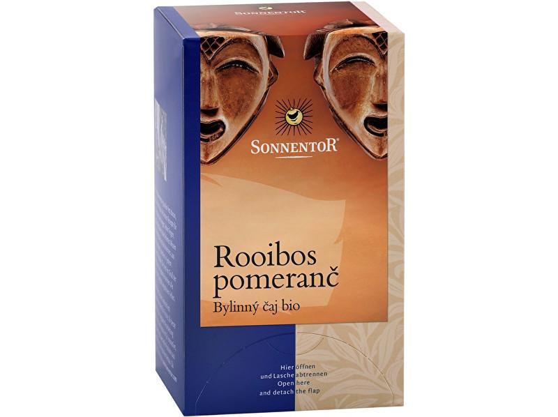 Zobrazit detail výrobku Sonnentor Bio Rooibos pomeranč porc. dárkový 30 g