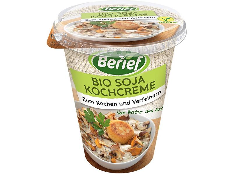 Berief Bio sojová smetana BERIEF 200ml
