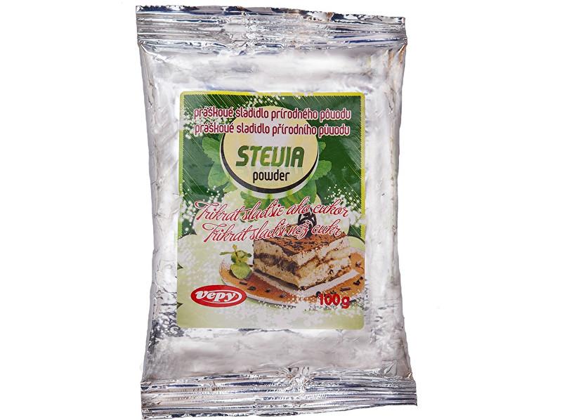 Stevia Stevia - sladidlo v prášku 100g