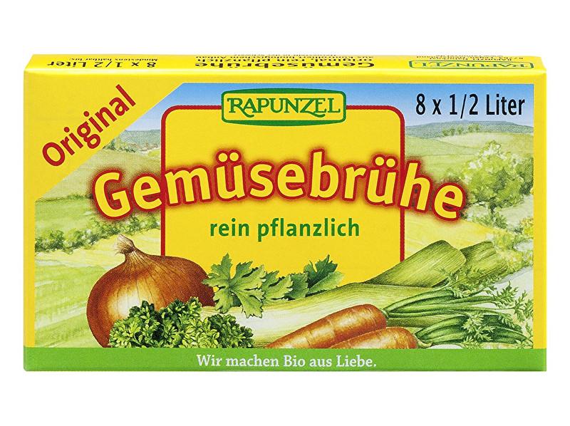 Zobrazit detail výrobku Rapunzel Bio Zeleninový vývar v kostce 8ks