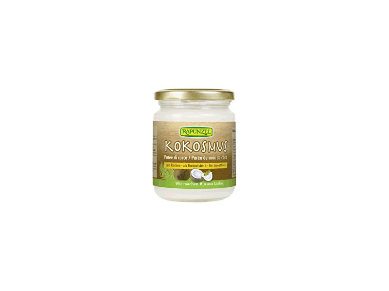 Rapunzel Bio kokosová pasta 215g