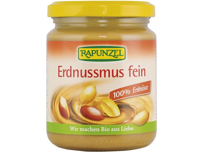 Zobrazit detail výrobku Rapunzel Bio 100%-ní arašídová pasta jemná 250g