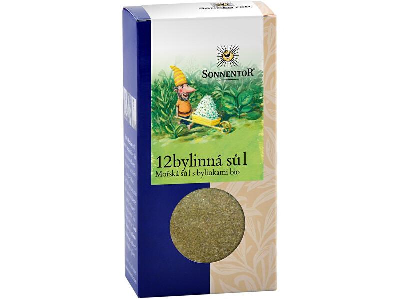Zobrazit detail výrobku Sonnentor Bio 12-bylinná sůl 120g
