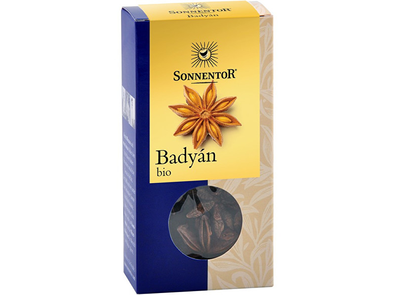 Zobrazit detail výrobku Sonnentor Bio Badyán 25g