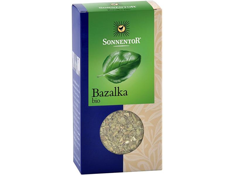 Zobrazit detail výrobku Sonnentor Bio Bazalka 15g
