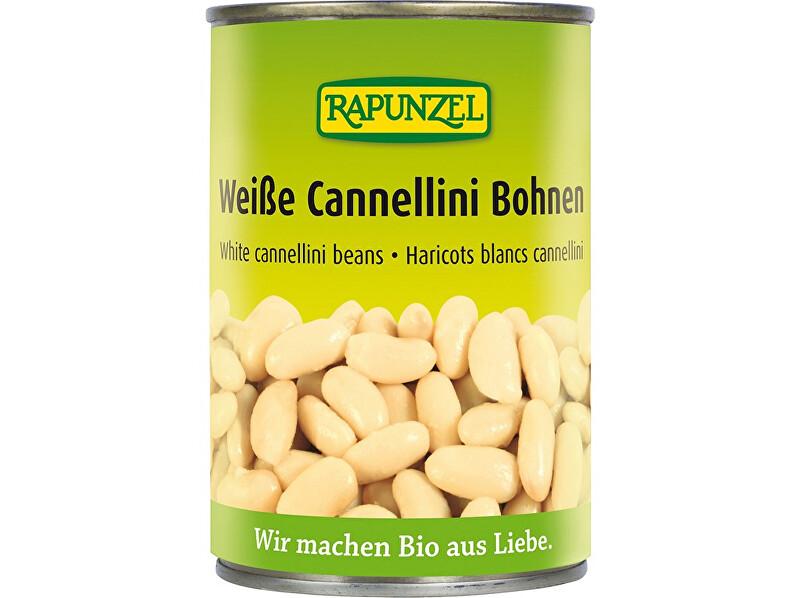 Zobrazit detail výrobku Rapunzel Bio bílá fazole sterilovaná 400g