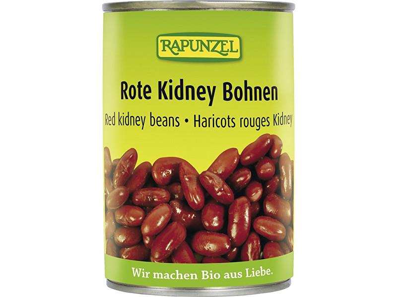 Zobrazit detail výrobku Rapunzel Bio fazolé červené ledvina sterilované 400g