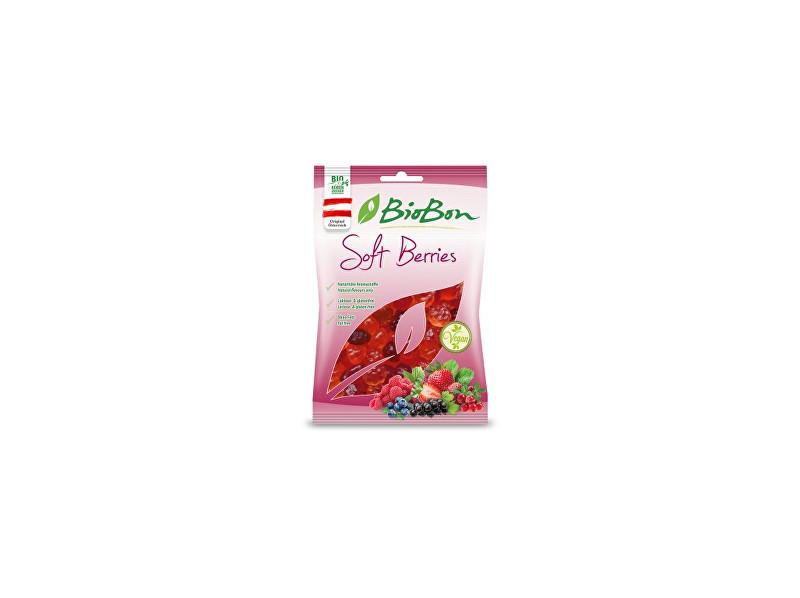 Zobrazit detail výrobku bio bon Bio gumové bonbony Lesní ovoce 100g