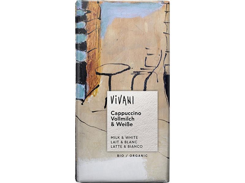 Zobrazit detail výrobku VIVANI Bio Cappuccino čokoláda 100g