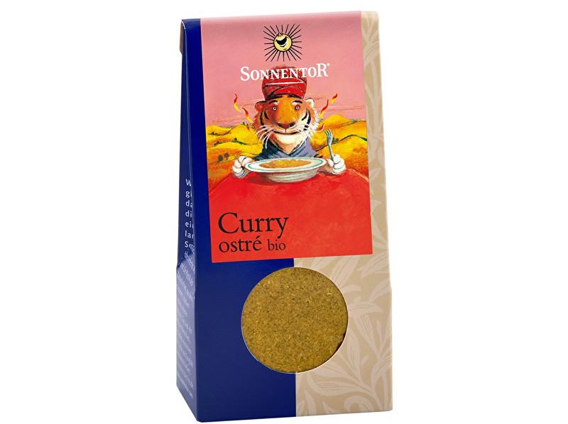 Zobrazit detail výrobku Sonnentor Bio Curry ostré mleté 35g