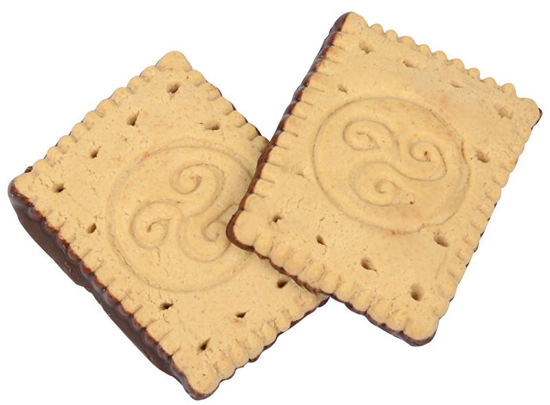 Zobrazit detail výrobku Good Nature Express Diet - máslové sušenky s čokoládovou polevou 28 g