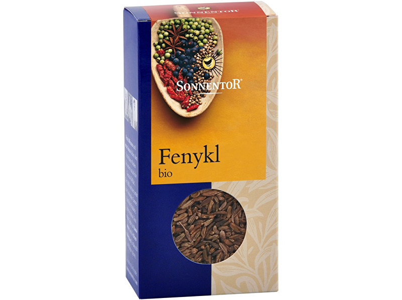 Zobrazit detail výrobku Sonnentor Bio Fenykl celý 40 g