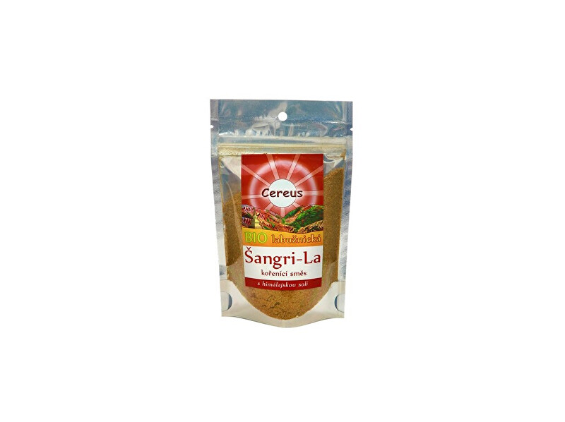 Zobrazit detail výrobku Cereus Bio Himálajská sůl labužnická - Šangri-la 120g