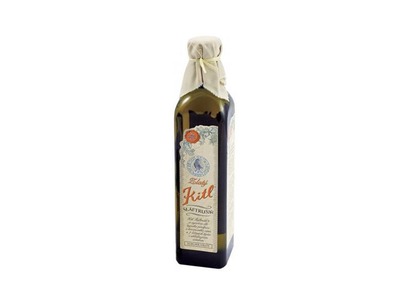 Zobrazit detail výrobku Kitl Kitl Šlaftruňk Zlatý 500 ml - mediciální víno na dobrou noc