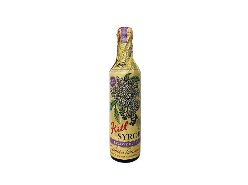 Zobrazit detail výrobku Kitl Kitl Syrob Bezový 500 ml - sirup pro přípravu domácích limonád