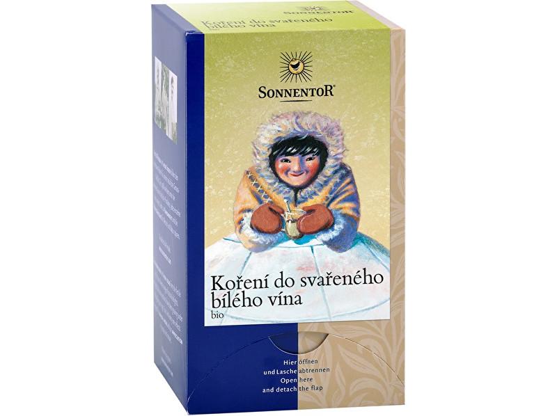 Zobrazit detail výrobku Sonnentor Bio Koření do svařeného bílého vína 36 g dvoukomorový