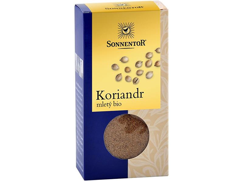 Zobrazit detail výrobku Sonnentor Bio Koriandr mletý 40g