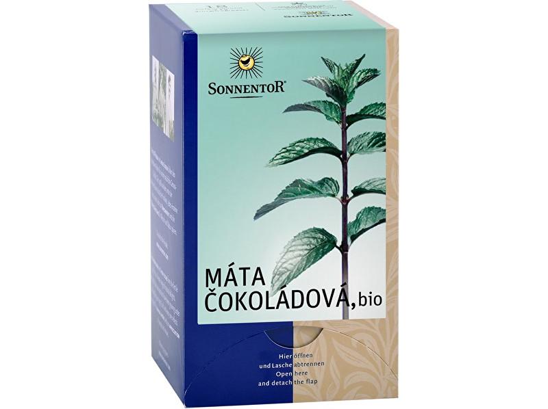 Zobrazit detail výrobku Sonnentor Bio Máta čokoládová porcovaná 18g
