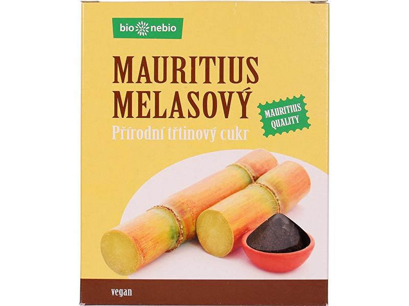 Bio nebio s. r. o. Melasový prírodný trstinový cukor 500g