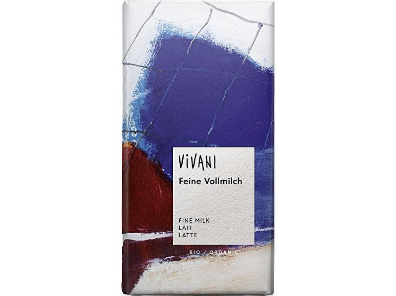 Zobrazit detail výrobku VIVANI Bio Mléčná čokoláda 100 g