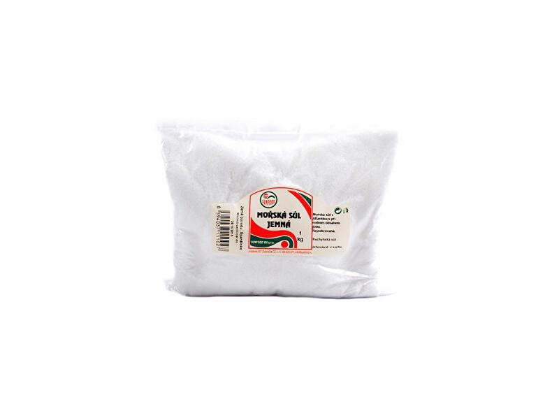 Sunfood Morská soľ jemná 1 kg