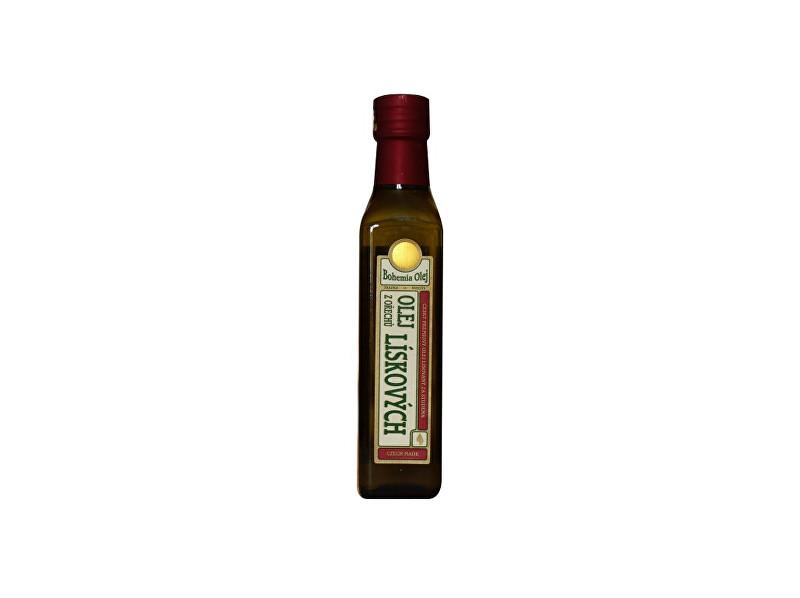 Zobrazit detail výrobku BohemiaOlej Olej z lískových ořechů 250ml