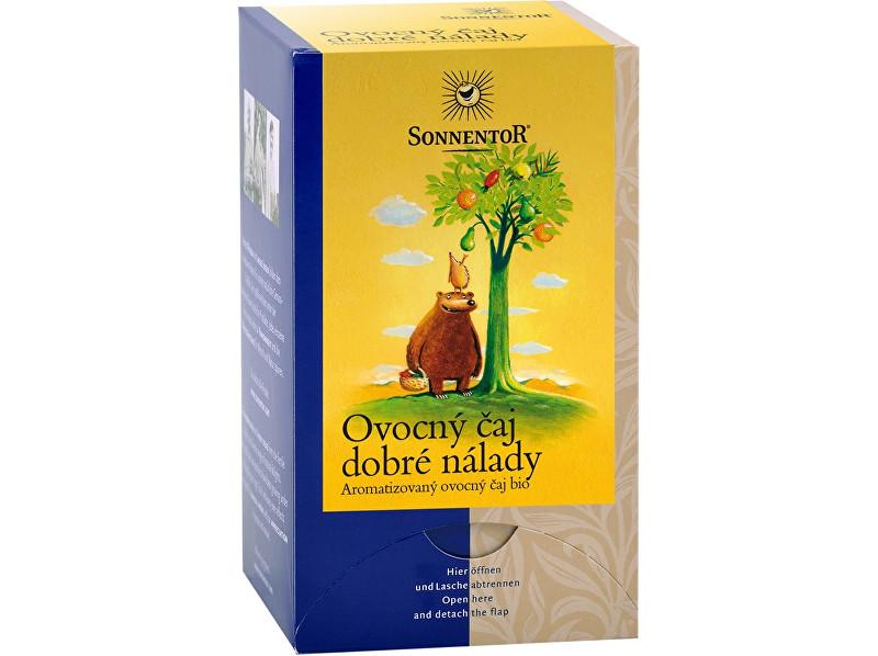 Zobrazit detail výrobku Sonnentor Bio Ovocný čaj dobré nálady 45 g