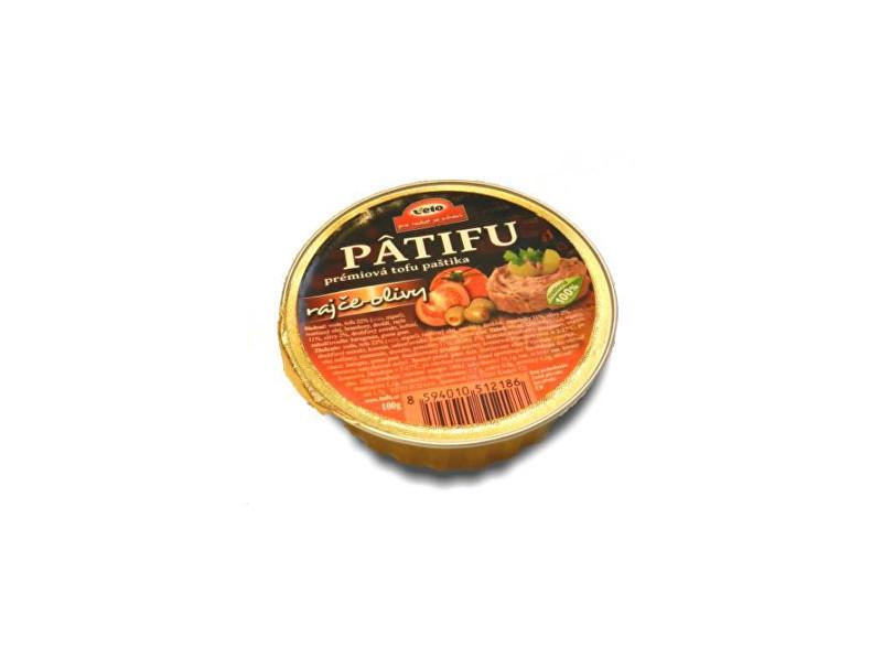 Zobrazit detail výrobku Veto Eco Patifu rajče- olivy 100g