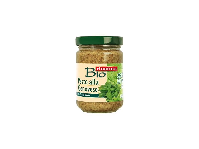 Zobrazit detail výrobku Rinatura Bio Pesto bazalkové bezlepkové 125 g