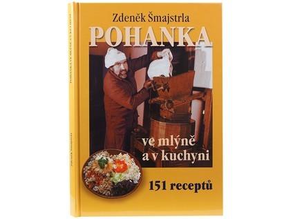 Zobrazit detail výrobku Šmajstrla Pohanka ve mlýně a v kuchyni - kniha