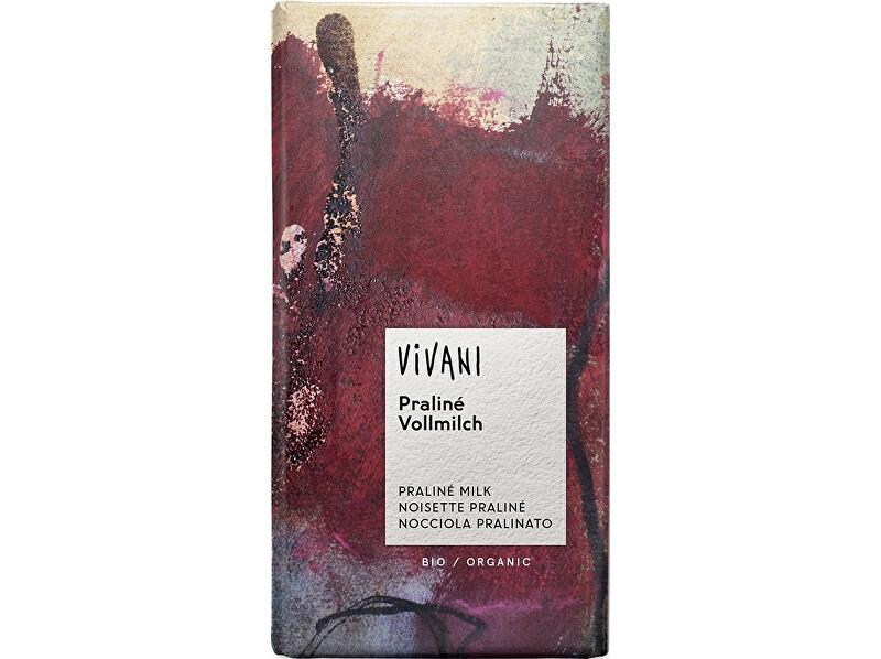 Zobrazit detail výrobku VIVANI Bio Pralinková čokoláda 100g