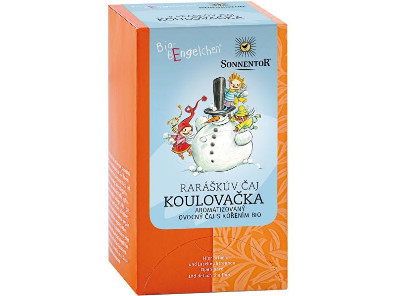 Zobrazit detail výrobku Sonnentor Bio Raráškův čaj - koulovačka porc. dárk. 40 g