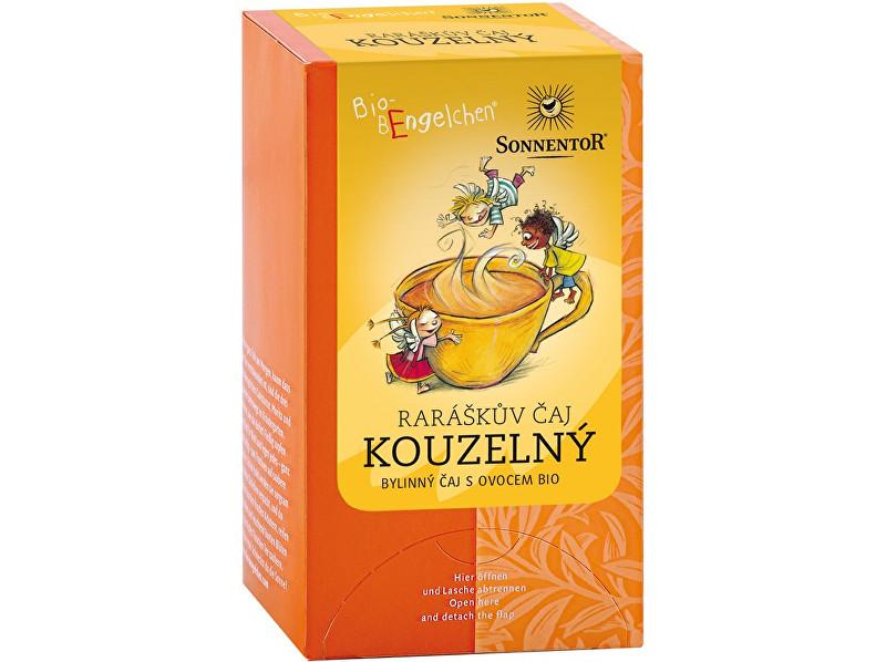 Fotografie SONNENTOR Bio Raráškův čaj - Kouzelný nápoj - porc. dárkový 30g (20sáčků)