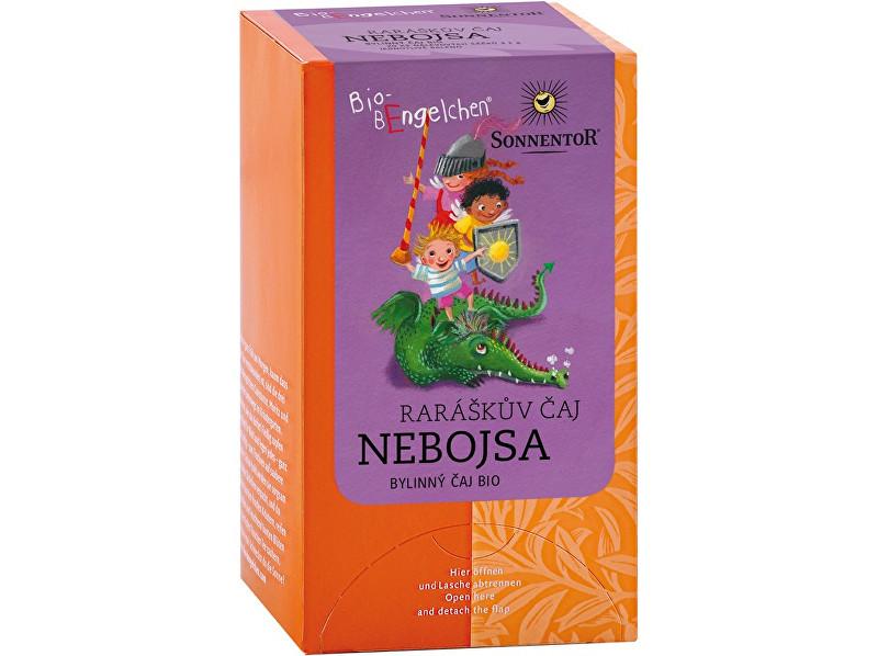 Zobrazit detail výrobku Sonnentor Bio Raráškův čaj - Nebojsa porc. dárk. 20g