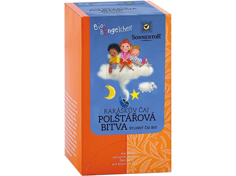 Zobrazit detail výrobku Sonnentor Bio Raráškův čaj - polštářová bitva porc. 20g dárkový (20sáčků)