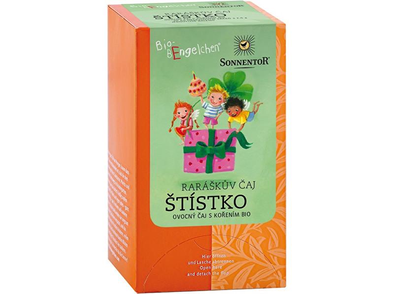 Zobrazit detail výrobku Sonnentor Bio Raráškův čaj - Štístko porc. dárk. 50g