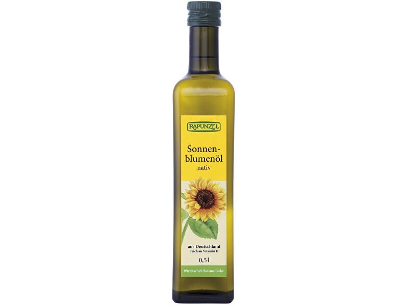 Zobrazit detail výrobku Rapunzel Bio Slunečnicový olej  lisovaný za studena 500ml