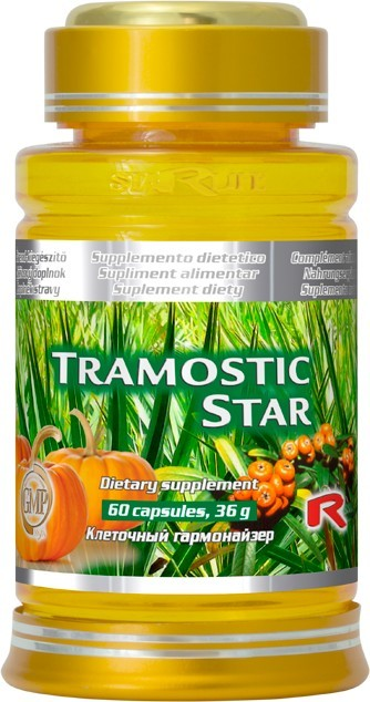 STARLIFE TRAMOSTIC STAR 60 kapslí