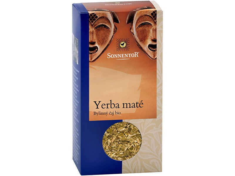 Zobrazit detail výrobku Sonnentor Bio Yerba maté sypaný 90 g