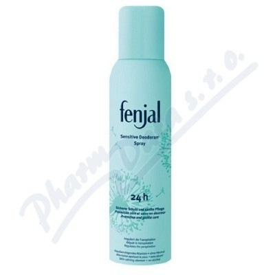 DOETSCH GRETHER AG, BASEL FENJAL Sensitive Touch Deodorant spray 150ml