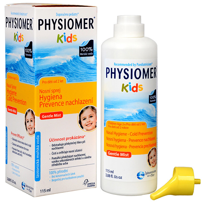 Omega Pharma Physiomer Kids 115 ml